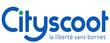 CityScootPromo codes